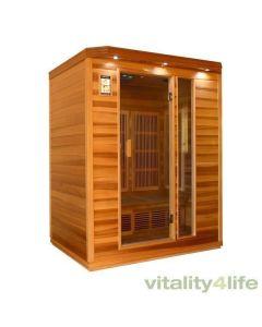 Sauna - Spa@Series III Home Far Infrared Sauna