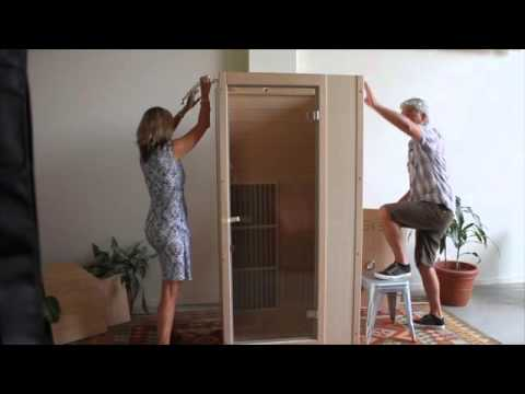 Zen Brighton Infrared Sauna - Vitality 4 Life
